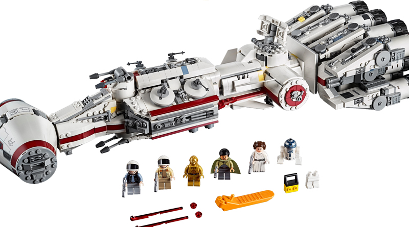 LEGO Star Wars 75244 Tantive IV Featured