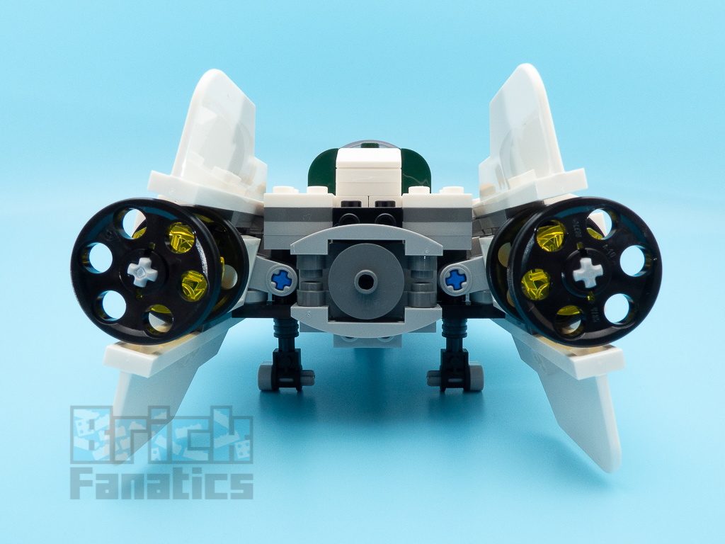 LEGO Star Wars 75248 Resistance A Wing Starfighter 11 1