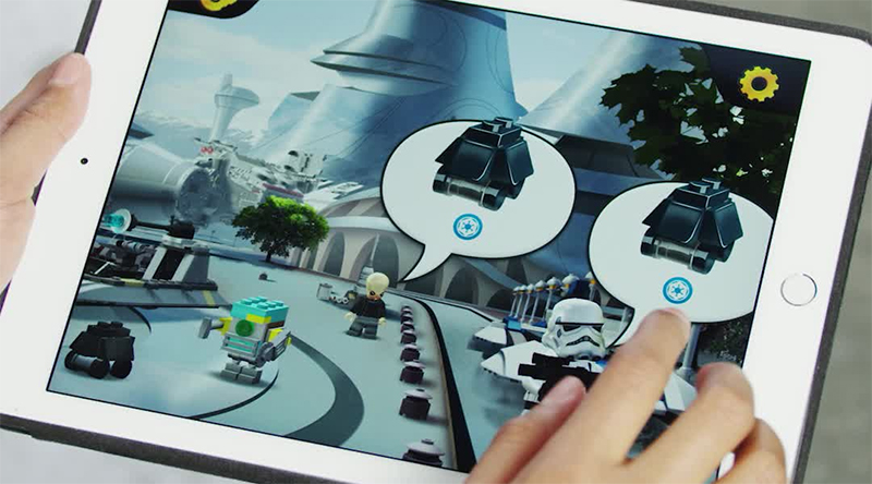 LEGO Star Wars 75253 BOOST Droid Commander App Featured