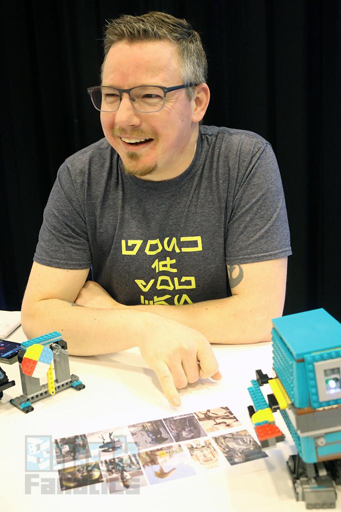 LEGO Star Wars 75253 BOOST Droid Commander Quiz