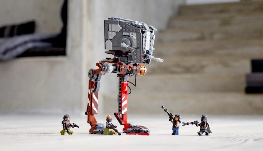 LEGO Star Wars 75254 AT ST Raider 34