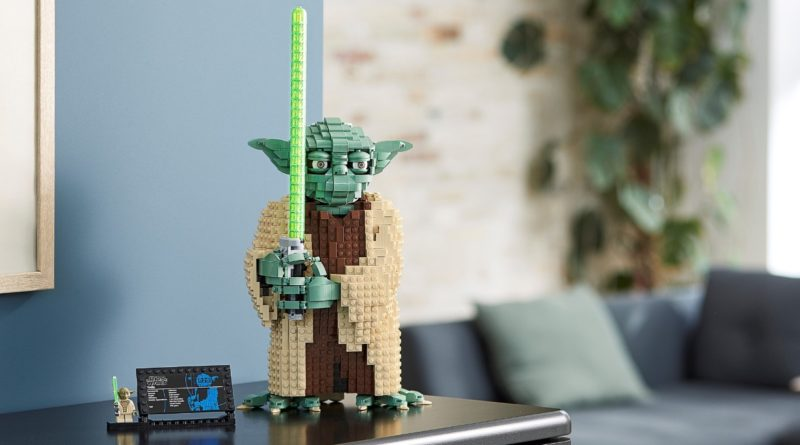LEGO Star Wars 75255 Yoda featured