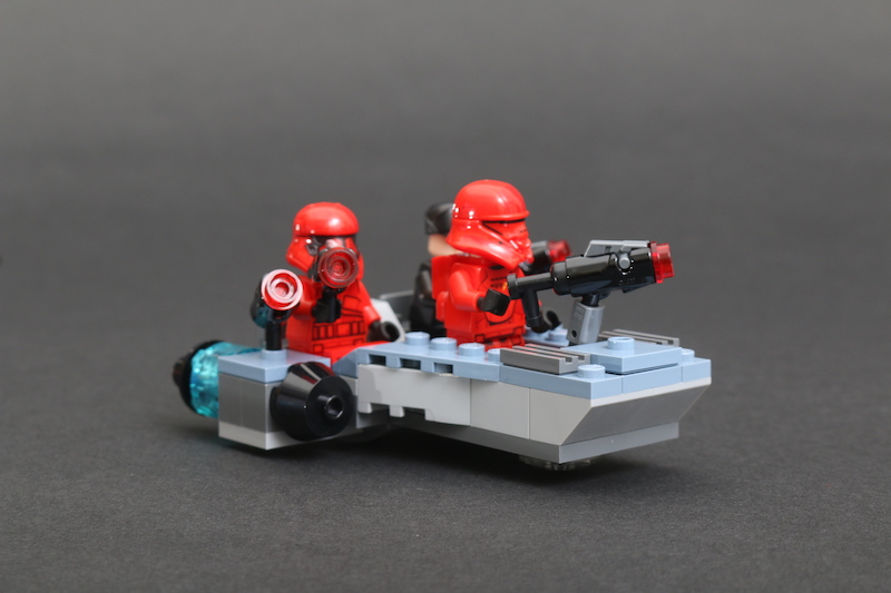 LEGO Star Wars 75266 Sith Troopers Battle Pack Review 2