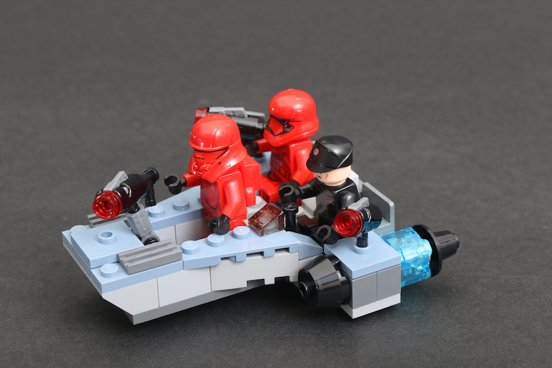 LEGO Star Wars 75266 Sith Troopers Battle Pack Review 3