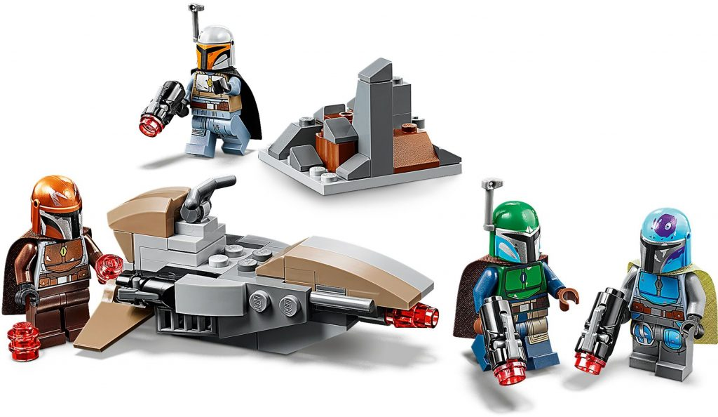 LEGO Star Wars 75267 Mandalorian Battle Pack 4 1024x594