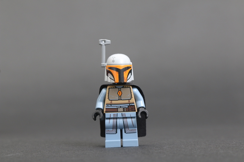 LEGO Star Wars 75267 Mandalorian Battle Pack review 10