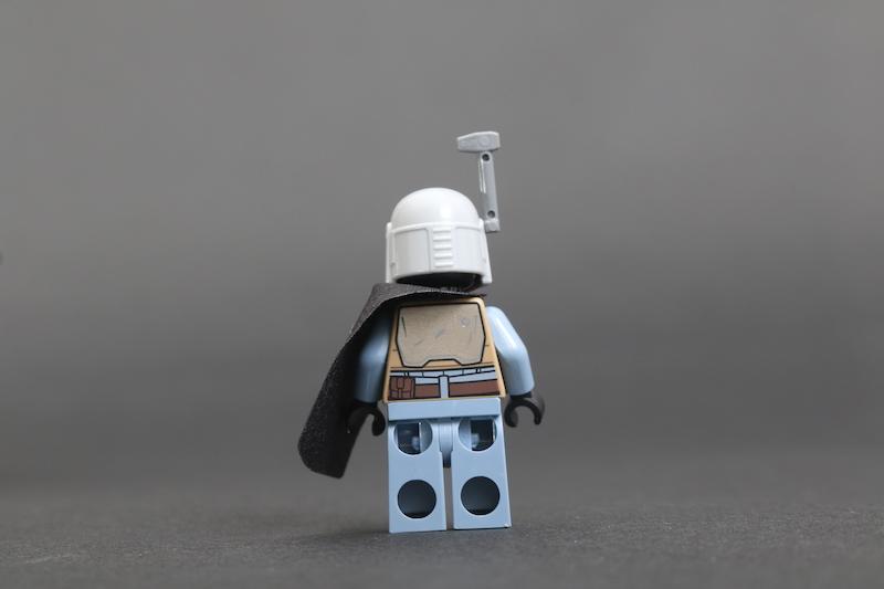 LEGO Star Wars 75267 Mandalorian Battle Pack review 11