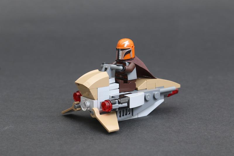 LEGO Star Wars 75267 Mandalorian Battle Pack review 12