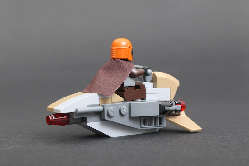 LEGO Star Wars 75267 Mandalorian Battle Pack review 13
