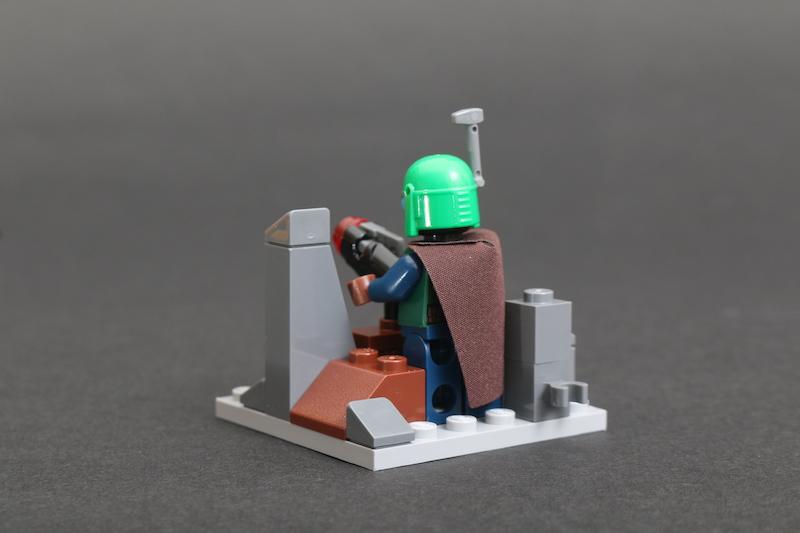 LEGO Star Wars 75267 Mandalorian Battle Pack review 15