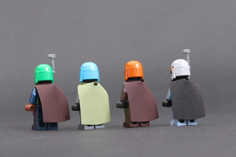 LEGO Star Wars 75267 Mandalorian Battle Pack review 2
