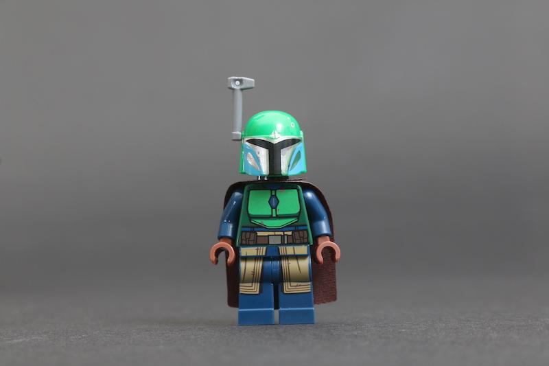 LEGO Star Wars 75267 Mandalorian Battle Pack review 4