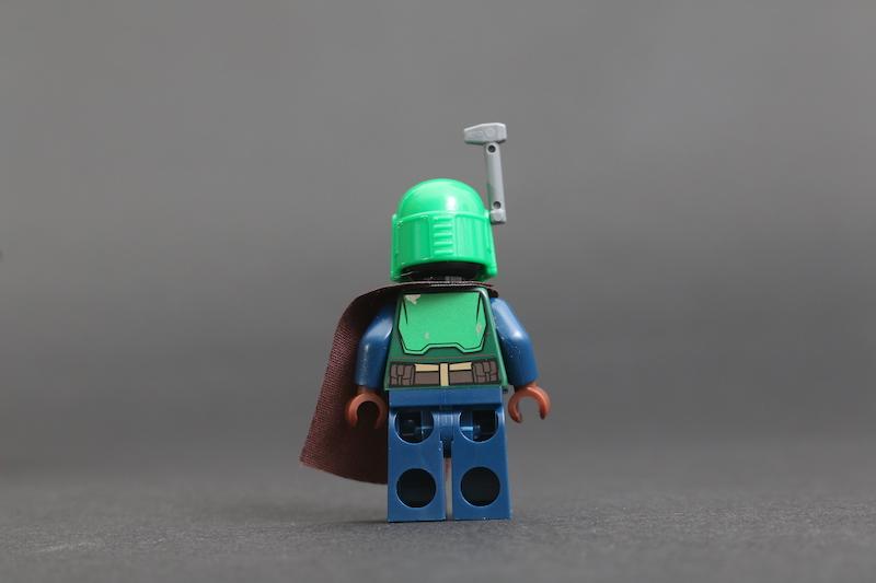 LEGO Star Wars 75267 Mandalorian Battle Pack review 5
