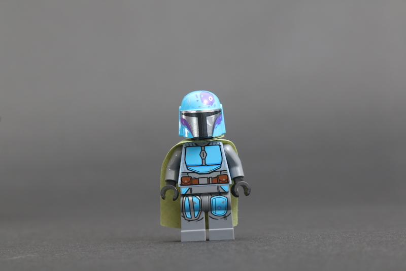 LEGO Star Wars 75267 Mandalorian Battle Pack Review 6
