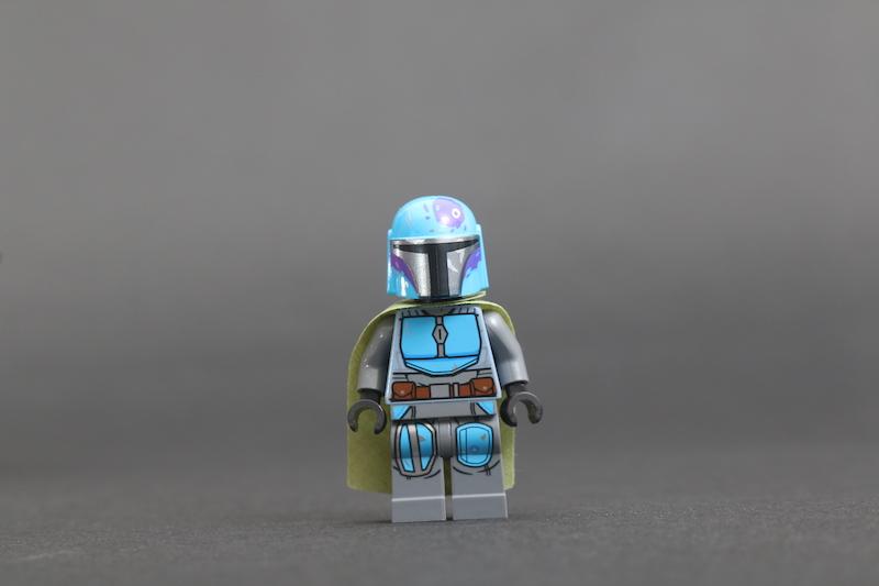 LEGO Star Wars 75267 Mandalorian Battle Pack review 6