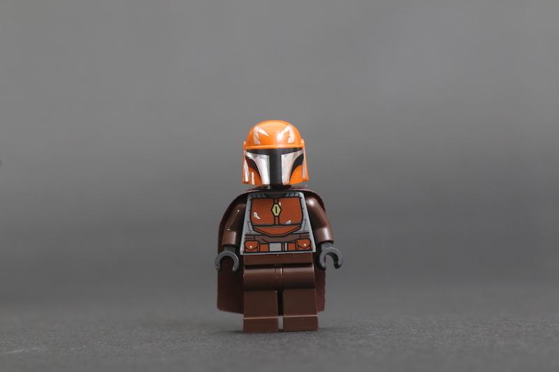 LEGO Star Wars 75267 Mandalorian Battle Pack review 8
