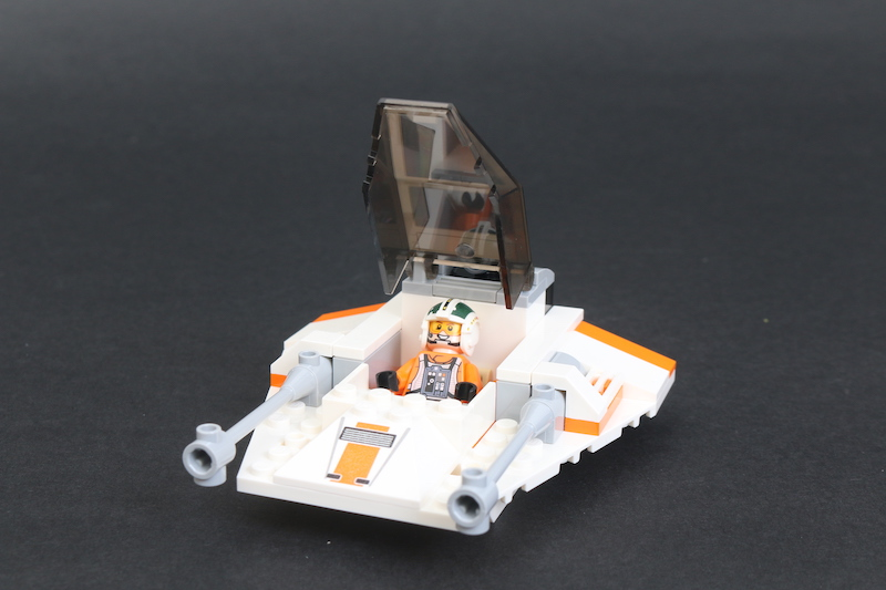 LEGO Star Wars 75268 Snowspeeder Review 10