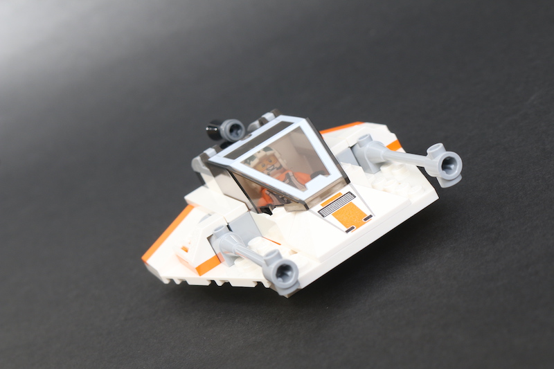 LEGO Star Wars 75268 Snowspeeder Review 11
