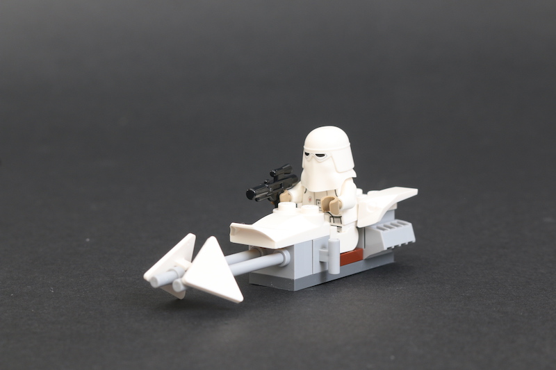 LEGO Star Wars 75268 Snowspeeder Review 4