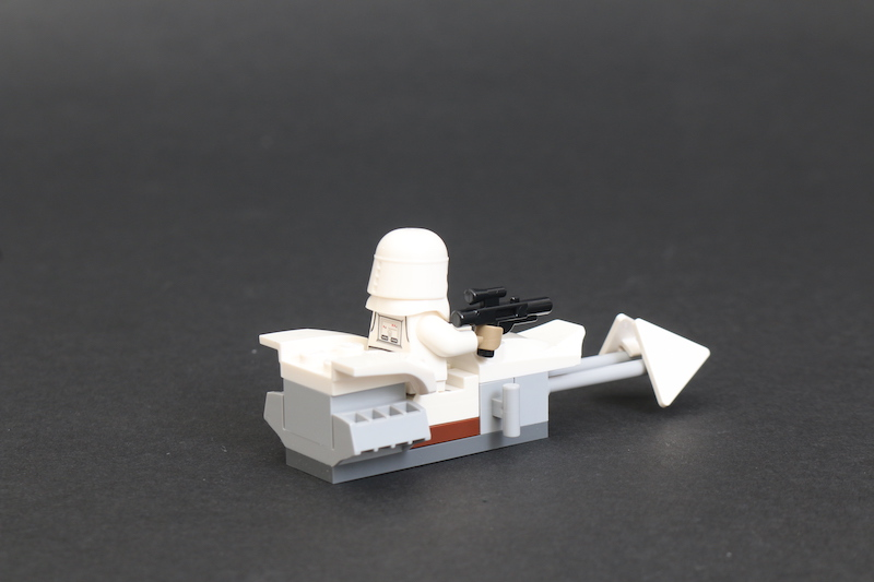 LEGO Star Wars 75268 Snowspeeder Review 5