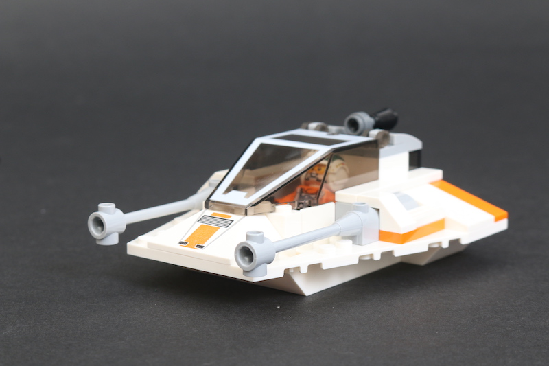 LEGO Star Wars 75268 Snowspeeder Review 6