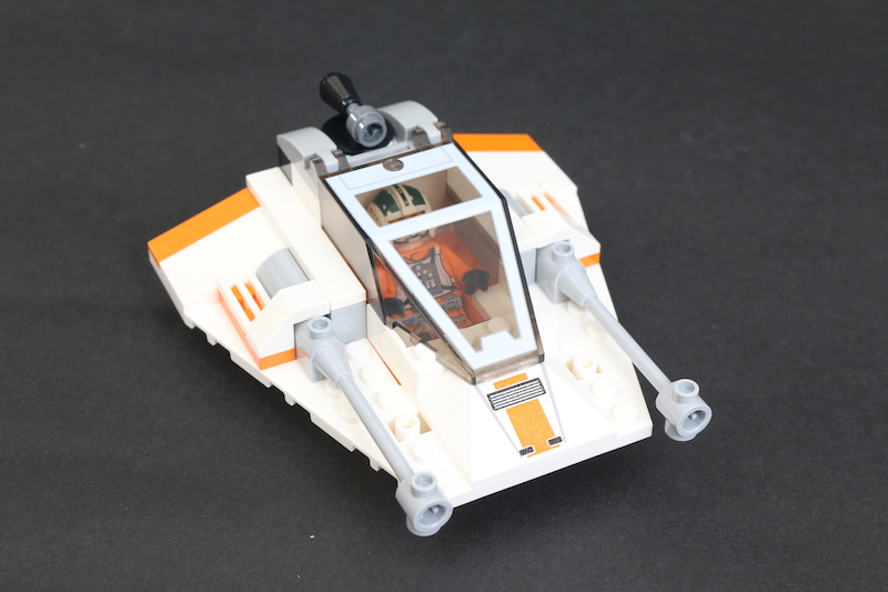LEGO Star Wars 75268 Snowspeeder Review 7