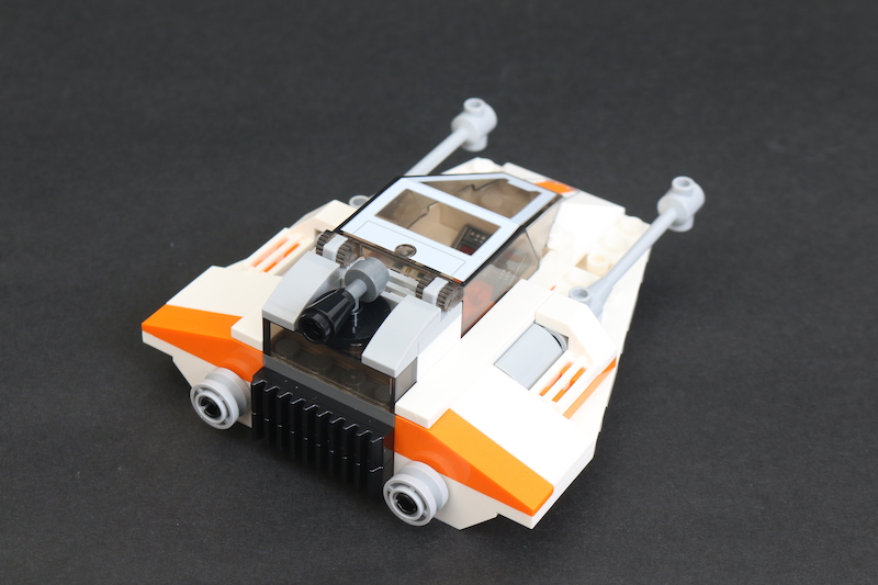 LEGO Star Wars 75268 Snowspeeder Review 8