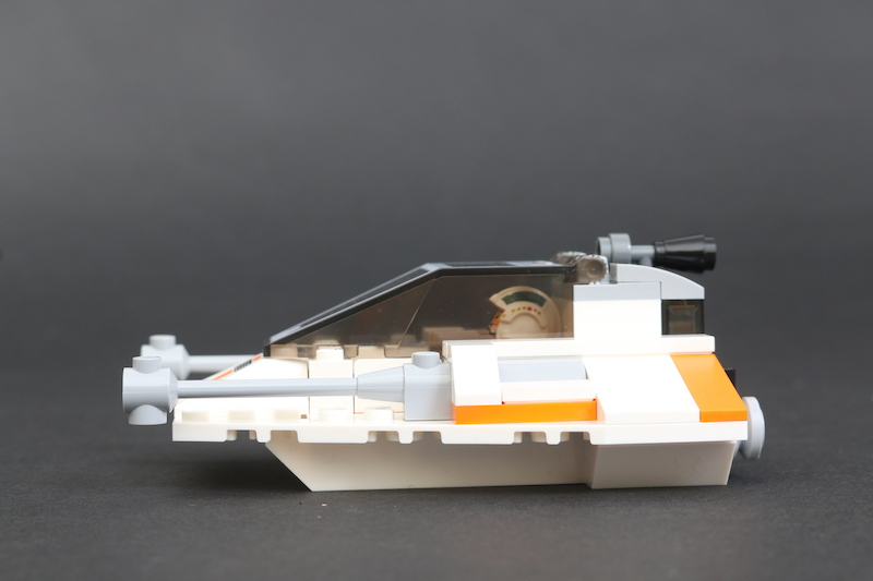 LEGO Star Wars 75268 Snowspeeder Review 9