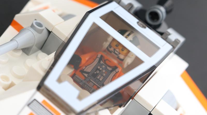 LEGO Star Wars 75268 Snowspeeder review title