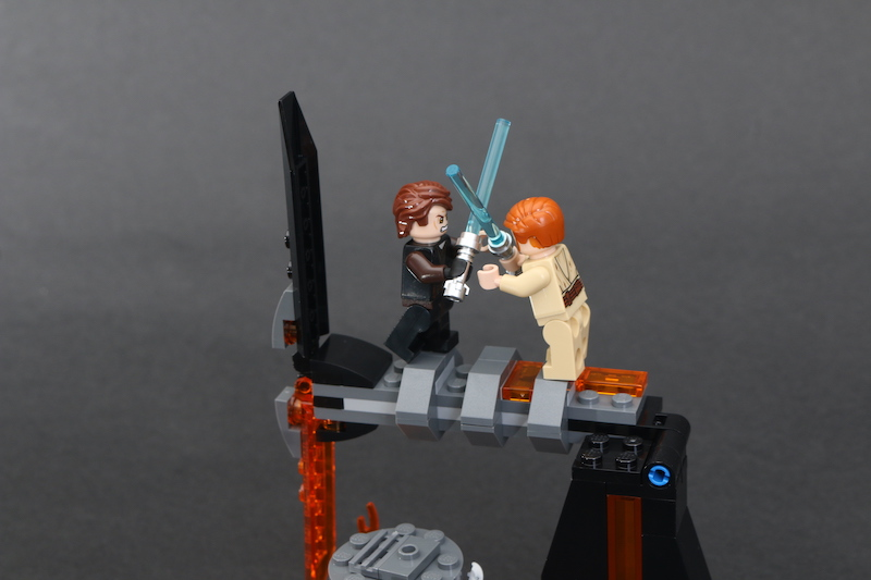 LEGO Star Wars 75269 Duel On Mustafar Review 14