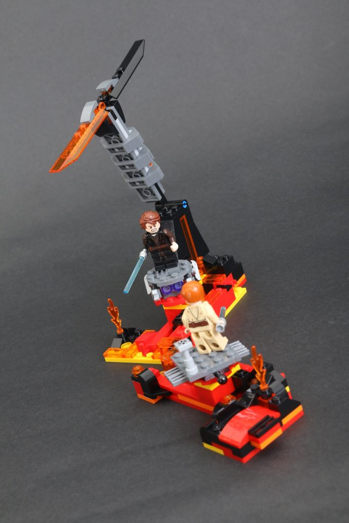 LEGO Star Wars 75269 Duel On Mustafar Review 23