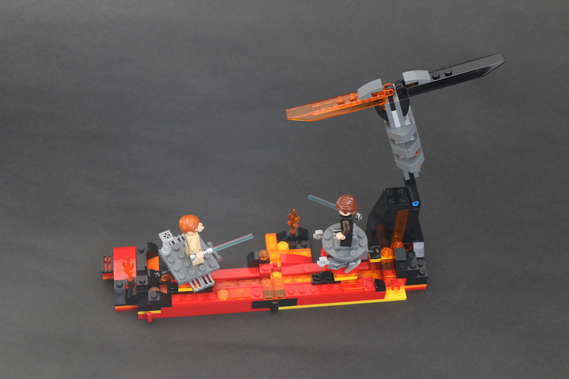 LEGO Star Wars 75269 Duel On Mustafar Review 7