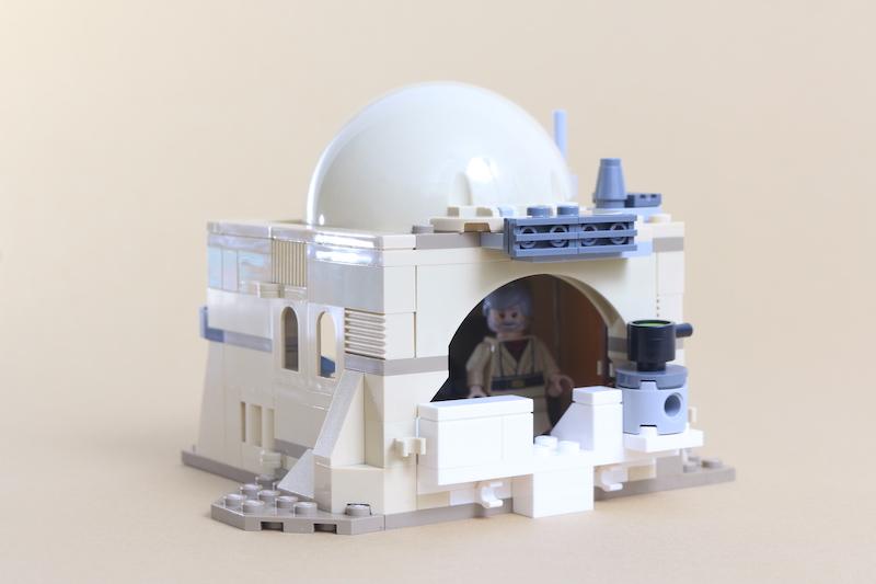 LEGO Star Wars 75270 Obi Wan's Hut Review 10