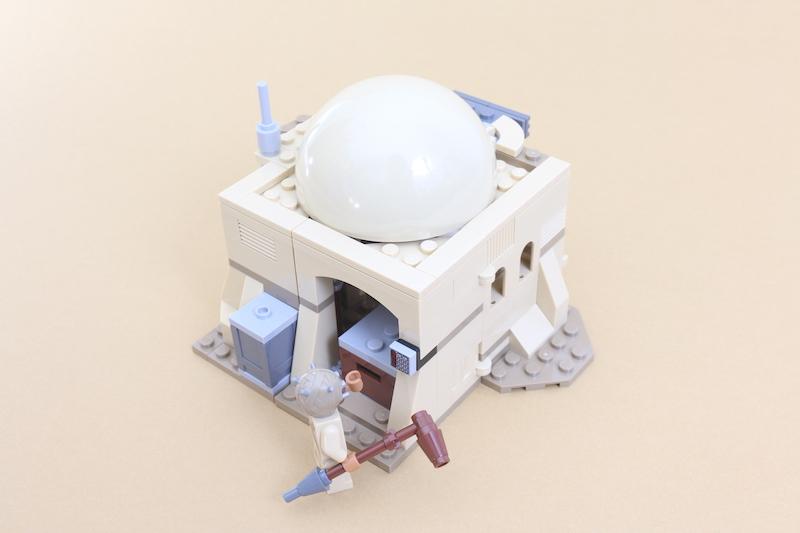LEGO Star Wars 75270 Obi Wan's Hut Review 11