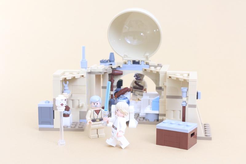 LEGO Star Wars 75270 Obi Wan's Hut Review 12