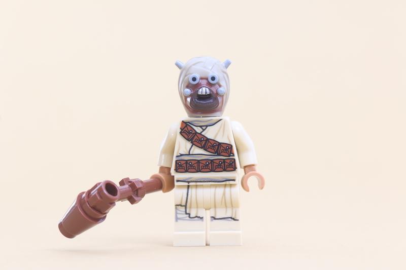 LEGO Star Wars 75270 Obi Wan's Hut Review 16