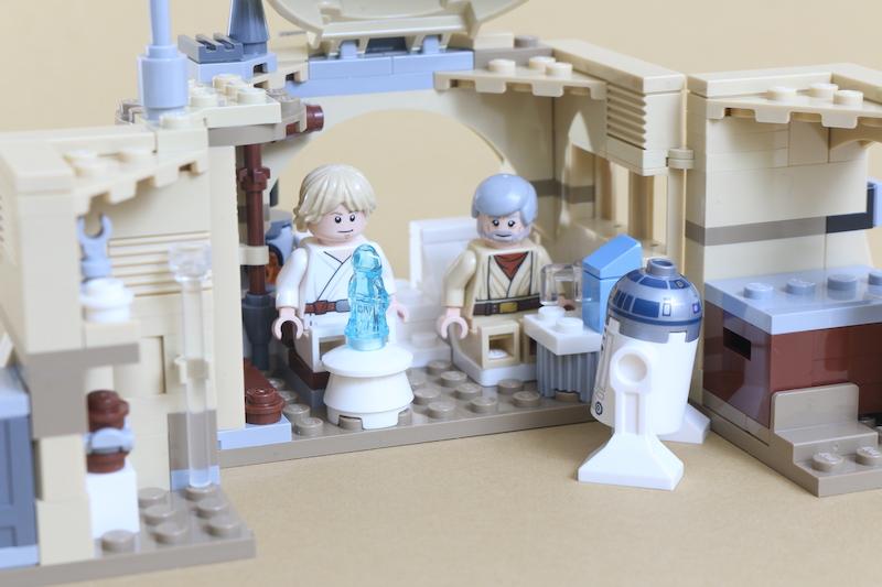 LEGO Star Wars 75270 Obi Wan's Hut Review 2 1