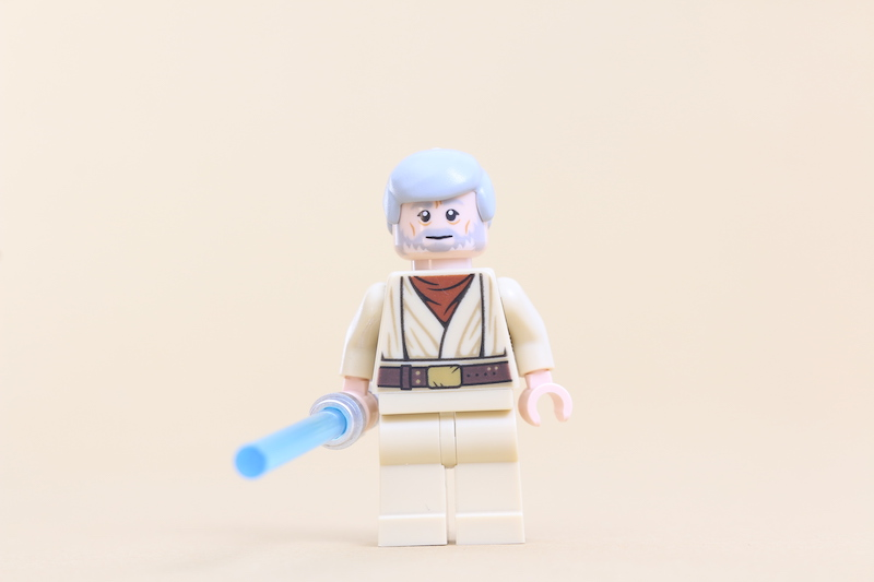 LEGO Star Wars 75270 Obi Wan's Hut Review 20