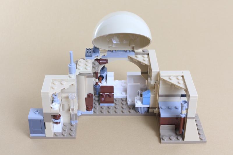LEGO Star Wars 75270 Obi Wan's Hut Review 5