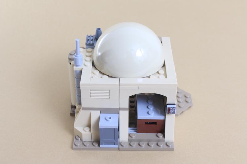 LEGO Star Wars 75270 Obi Wan's Hut Review 6