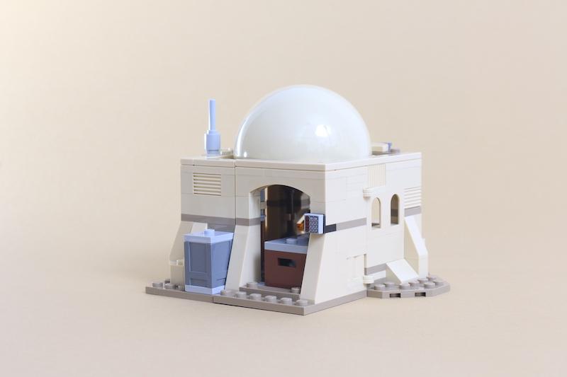 LEGO Star Wars 75270 Obi Wan's Hut Review 7