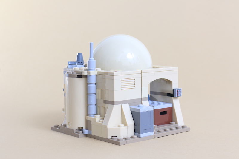 LEGO Star Wars 75270 Obi Wan's Hut Review 8