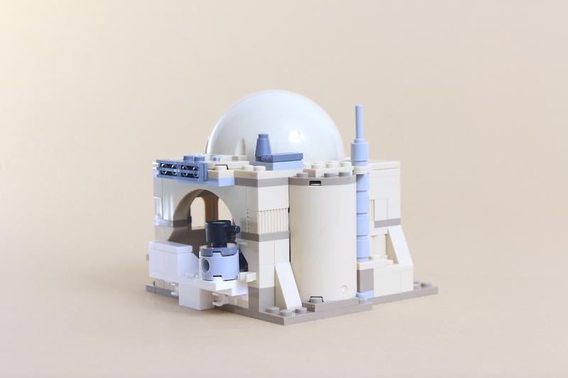 LEGO Star Wars 75270 Obi Wan's Hut Review 9
