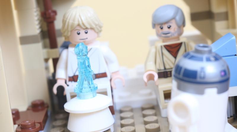 LEGO Star Wars 75270 Obi Wan's Hut review title
