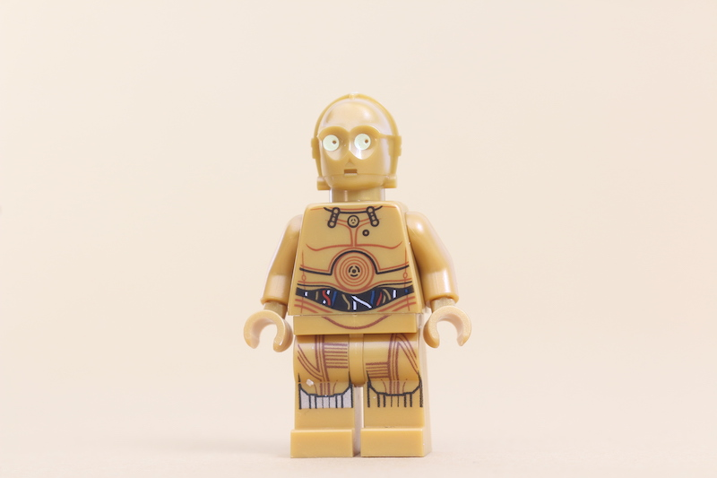LEGO Star Wars 75271 Luke Skywalker's Landspeeder Review 15
