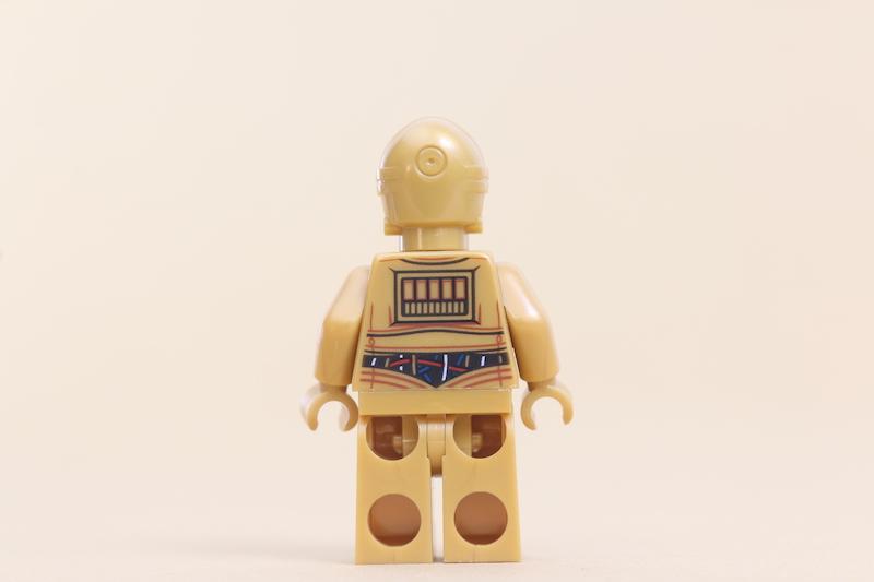 LEGO Star Wars 75271 Luke Skywalker's Landspeeder Review 16