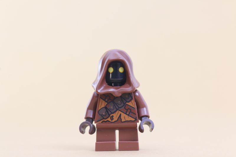 LEGO Star Wars 75271 Luke Skywalker's Landspeeder Review 17
