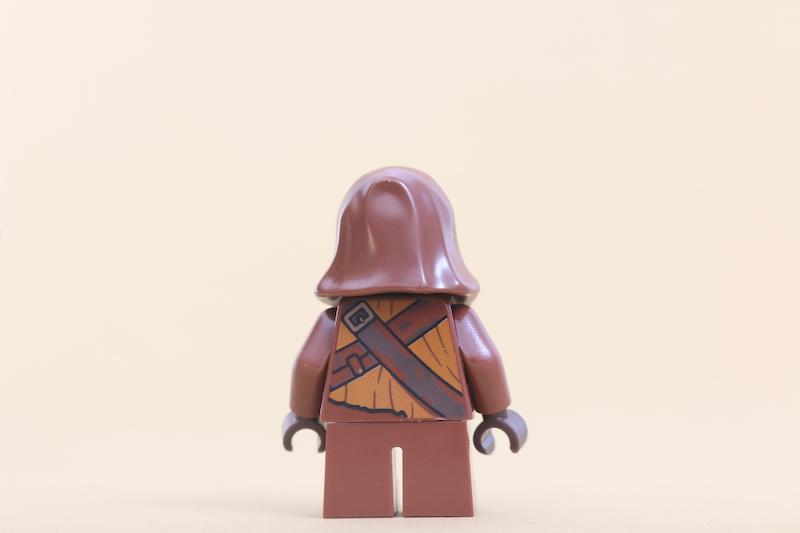 LEGO Star Wars 75271 Luke Skywalker's Landspeeder Review 18