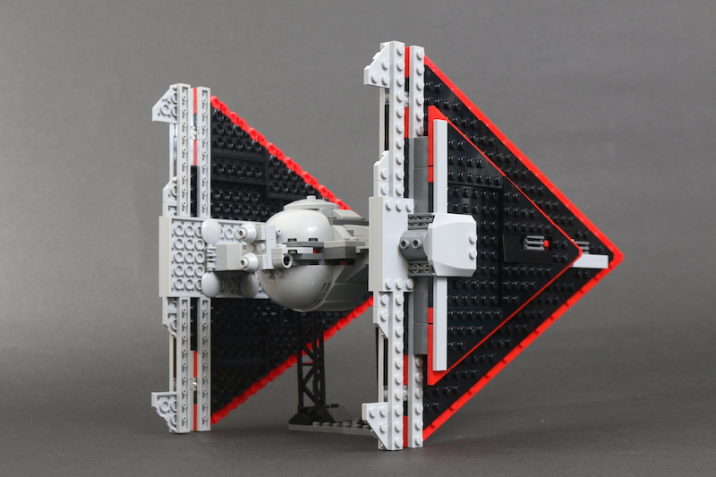 LEGO Star Wars 75272 Sith TIE Fighter Review 11