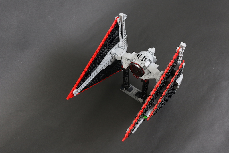 LEGO Star Wars 75272 Sith TIE Fighter Review 14